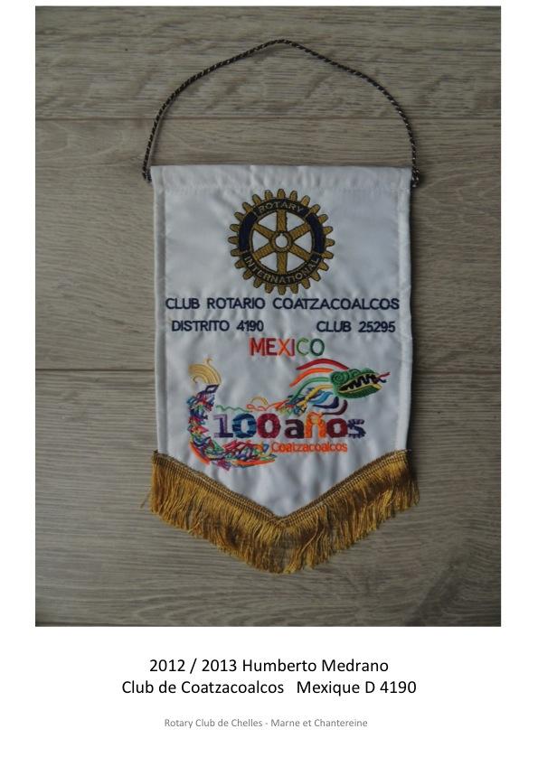 2012-2013 Humberto Medrani Club de Coatzacoalocos Mexique D 4190