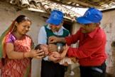 Combattre la polio