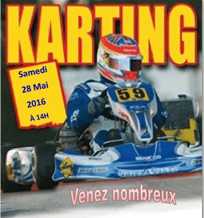 Karting du 28-05-2016