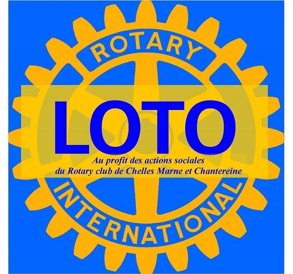 Loto-Rotary-Chelles - Vendredi 31-01-2020